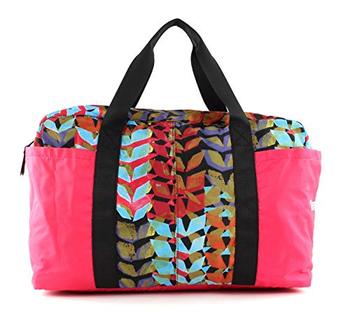 Desigual Patch Matilde Gym Bag Red