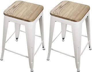 Best wood metal bar stools Reviews