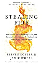 Stealing Fire: How Silicon Valley, the Navy SEALs, and Maverick Scientists Are Revolutionizing the Way We Live and Work PDF