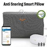 いびき防止枕 いびき軽減 スマート枕 いびき防止グッズ いびき対策 メモリーフォーム いびきストップ 睡眠対策 横向き寝 モーションピロー