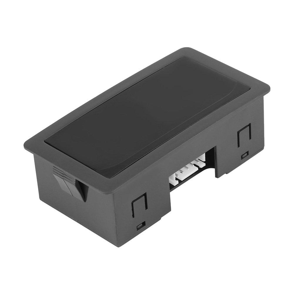 Hall Proximity Switch Sensor NPN Red Nicoone 4 Digital LED Tachometer RPM Speed Meter