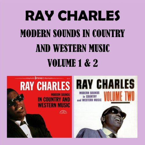 Modern Sounds in Country and Western Music Volume 1 & 2