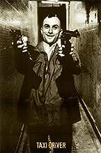 Buyartforless Robert Deniro Taxi Driver - Two Guns Drawn and Evil Grin 36x24 Movie Art Print Poster