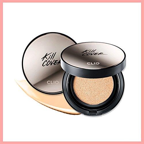 [CLIO] KillCover Founwear Cushion XP SET #005 (Sand) (Cushion + Refill) 15gx2/Korea cosmetic/TT Beauty