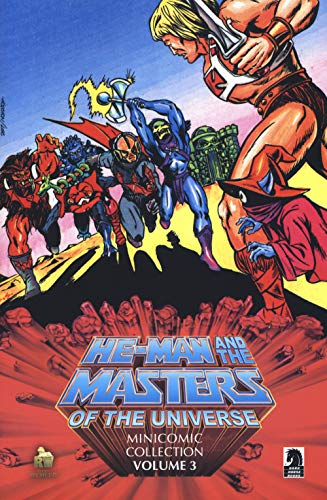 He-Man and the masters of the Universe. Minicomic collection: 3