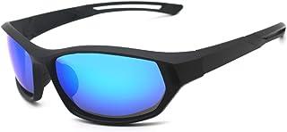 dda67c88f0 LATEC Gafas de Sol Deportivas, Gafas Ciclismo Polarizadas con Protección  UV400 y TR90 Unbreakable Frame