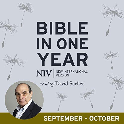 NIV Audio Bible in One Year (Sept-Oct) Titelbild
