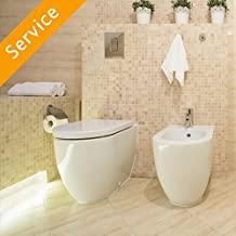 Heated Toilet Seat Installation - Existing Outlet