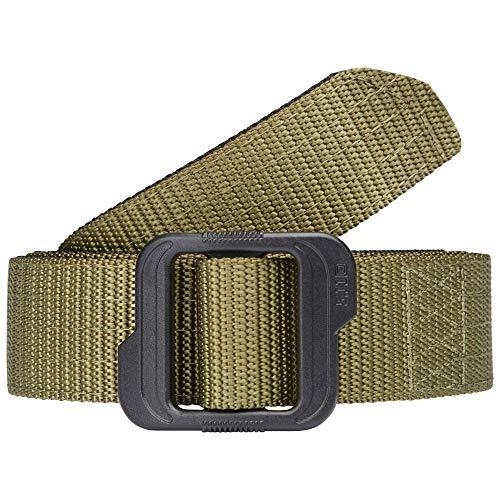 """5.11 Tactical 1 .5"""""""" Double-Duty TDU Belt TDU Green, Large"""