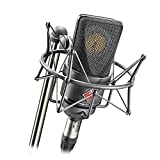 Neumann TLM 103-MT-Set | Large Diaphgram Mono Set Condenser Studio Microphone Black