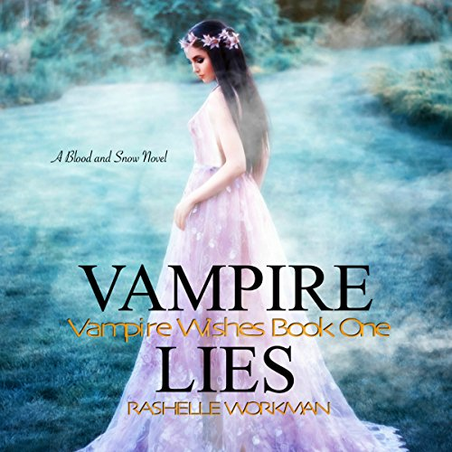 Blood and Snow 5: Vampire Lies audiobook cover art