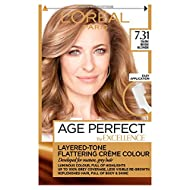 Enriched with pro-collagen and pro-ceramide Flattering luminous colour 100% grey coverage Replenished hair Hair feels replenished, revitalised and smooth, full of body and shine