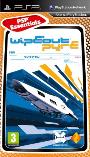 mejores Juegos para Sony PSP Sony Wipeout Pure, PSP - Juego (PSP, PlayStation Portable (PSP), Racing, E (para todos), PlayStation Portable)