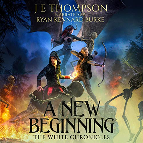A New Beginning: A Fantasy Adventure  By  cover art