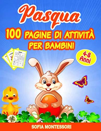 uova di pasqua avengers Pasqua - 100 Pagine di Attività per Bambini: Libro Da Colorare Con Divertenti Giochi Educativi Come Labirinti