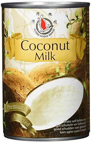 Flying Goose Kokosmilch 18% Fett, 12er Pack (12 x 400 ml)