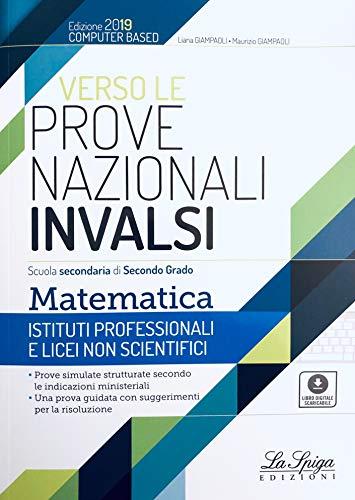 Verso le prove nazionali INVALSI matematica. Per gli Istituti professionali. Con e-book. Con espansione online