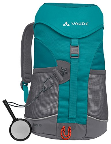 Vaude Kinder Puck 10 Kinderrucksäcke, green spinel, One size