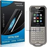 SWIDO Schutzfolie für Nokia 800 Tough [2 Stück]