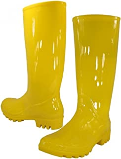 Amazon.com: Yellow - Boots / Shoes