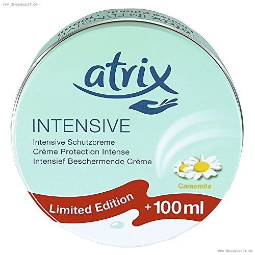 Atrix? Intensive with Chamomile (Limited Edition) - Protection Cream for Hands 150ml+100ml by Atrix (by Beiersdorf)