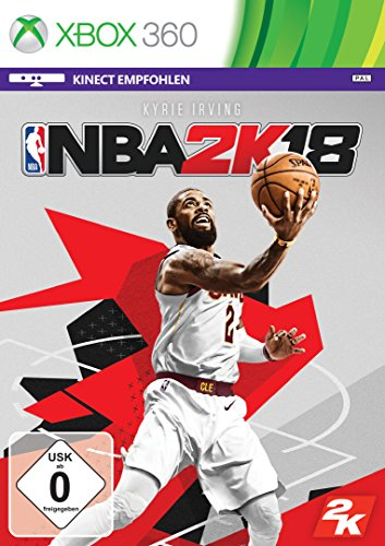 NBA 2K18 - Standard Edition - Xbox 360 [Edizione: Germania]