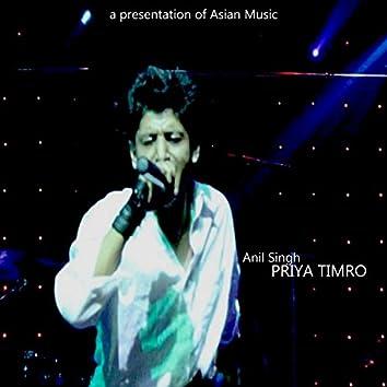 Priya Timro