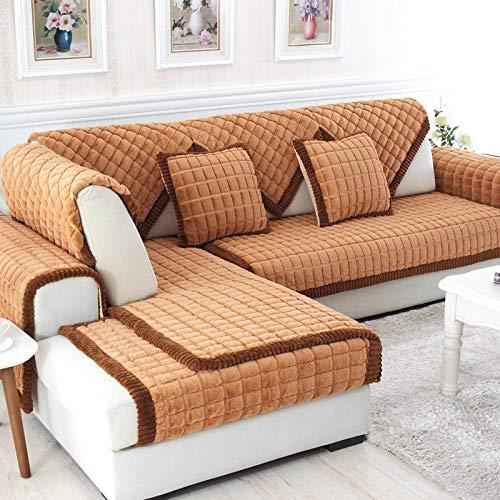 Ginsenget Funda Antideslizante Sofá Tela Estiramiento fácil Protector sofá Funda Lavable,Sofá Antideslizante Sentado
