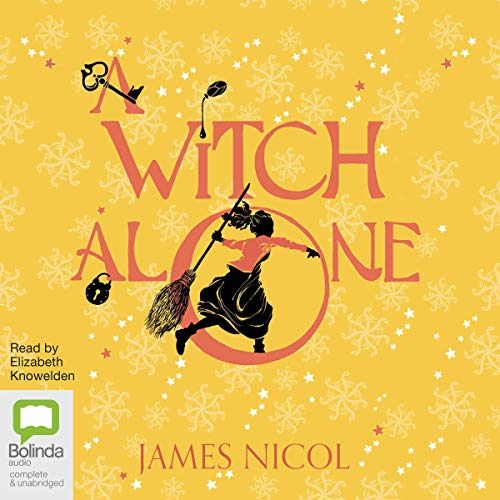 A Witch Alone audiobook cover art