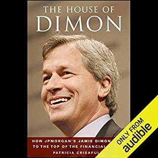 The House of Dimon audiobook cover art