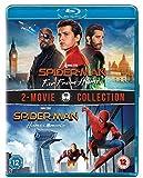 Spider-Man: Homecoming & Far From Home (2 Blu-Ray) [Edizione: Regno Unito]