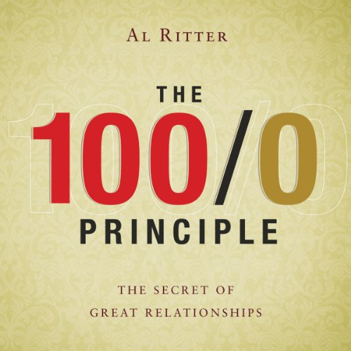 The 100/0 Principle audiobook cover art