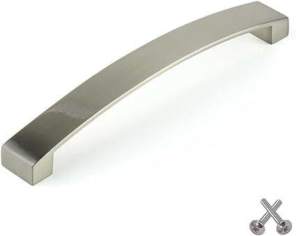 M Bar Kitchen Cabinet Door Handle Cupboard Drawer Bedroom Furniture Handles Brushed Steel 128mm Amazon Co Uk Diy Tools