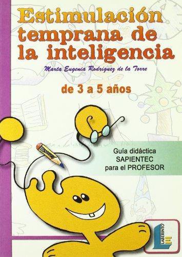Estimulación temprana de la inteligencia (para el profesor) (Laberinto Infantil)