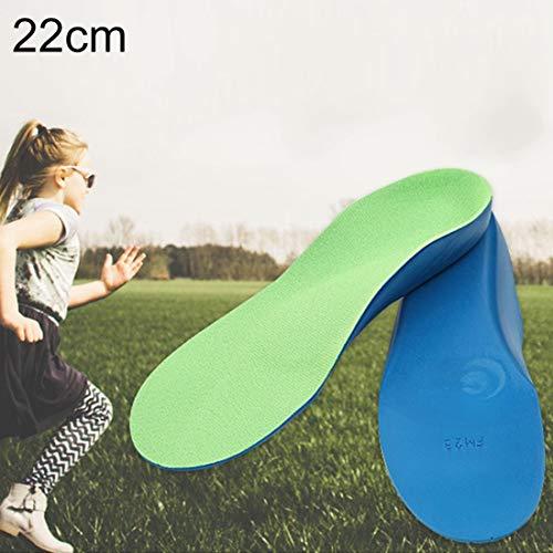 Sommerladen Kinder PU, XO Bein Korrektureinlage, Größe: 22cm (Color : Color1, Size : One Size)