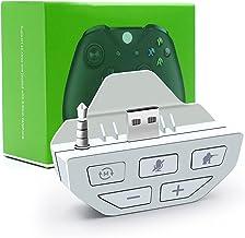 TwiHill O adaptador de fone de ouvido estéreo é adequado para XBOX ONE / XBOX ONE SLIM / XBOX Série X / XBOX Série S, adap...