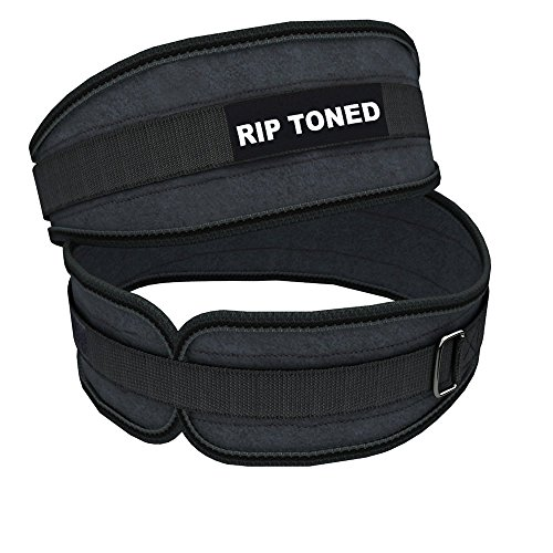 Rip toned lifting belt image