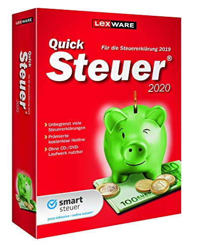 Lexware -   QuickSteuer 2020