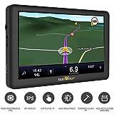 Gps Voiture 5 Pouces Gps Auto Europe Voiture 8GB HD Afficher avec Instructions Vocales PréinStallé 49 Pays Europe Cartes Mise à Jour