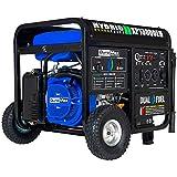 DuroMax XP13000EH Dual Fuel Portable Generator 13000 Watt Gas or...