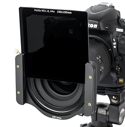 Haida Optical Neutral Graufilter 100 mm x 100 mm (ND 1.8) 64x - Kompatibel mit Cokin Z-Pro Serie