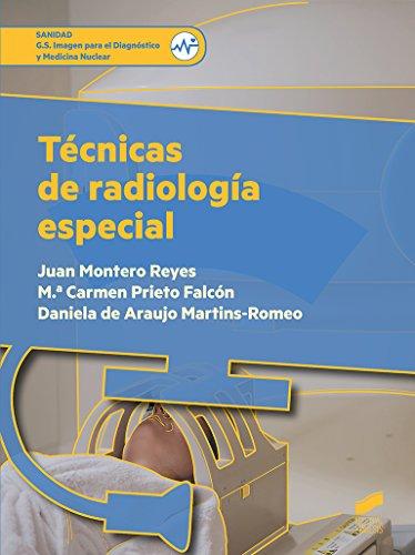 Técnicas de radiología especial: 79 (Sanidad)