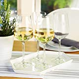 Spiegelau & Nachtmann, 4-teiliges Weißweinglas-Set, Kristallglas, 440 ml, Style, 4670182 - 13