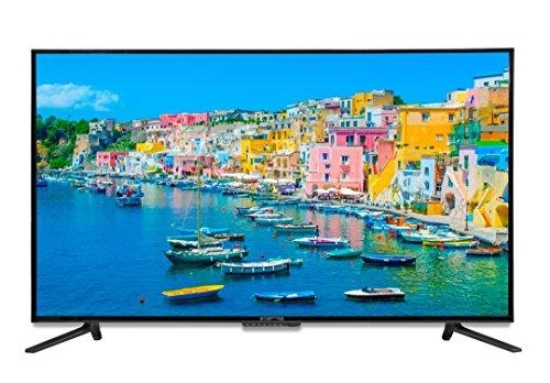 "Sceptre UTV 55"" 4K Ultra-HDTV 3840x2160 U558CV-UMC 4X HDMI MEMC 120, Metal Black"