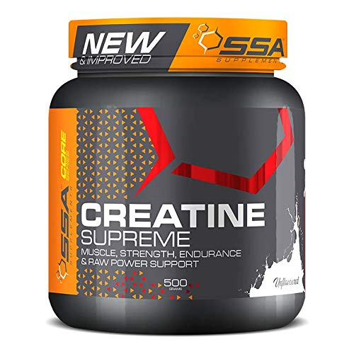 SSA Supplements CREATINE Supreme 500G