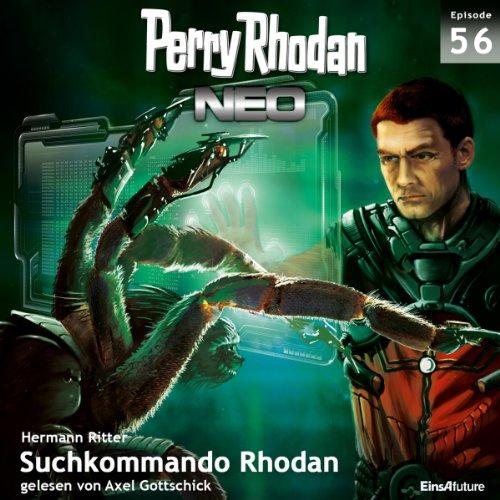 Suchkommando Rhodan Titelbild
