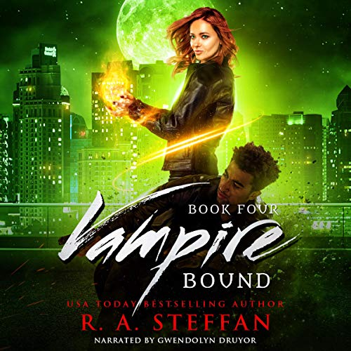 Vampire Bound, Book Four cover art