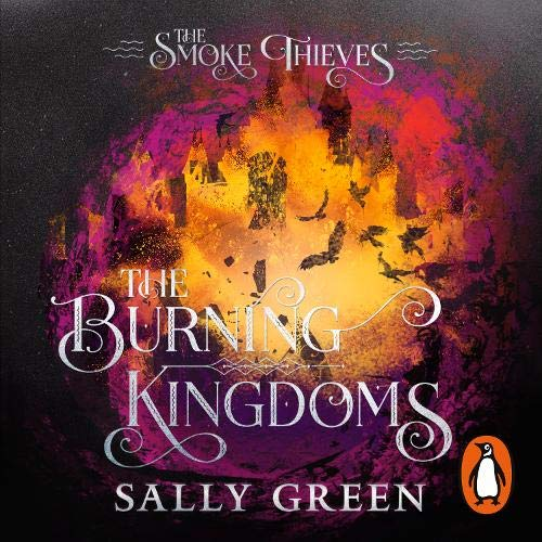 The Burning Kingdoms  By  cover art