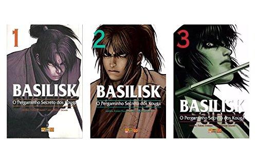 Basilisk - Volume 1 ao 3