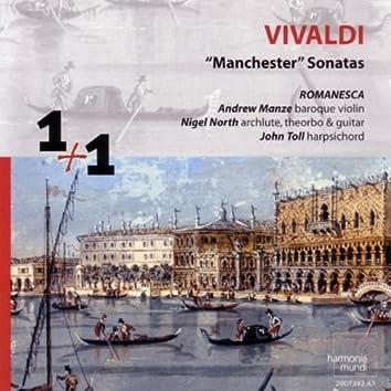 "Vivaldi: ""Manchester"" Sonatas"